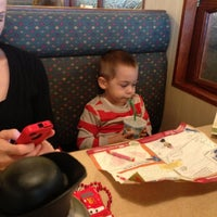 Photo taken at Bob Evans Restaurant by Mark G. on 11/25/2012