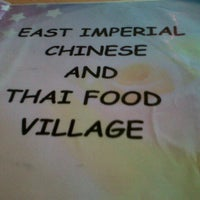 Photo taken at East Imperia Chinese And Thai Food Village by Christina Ann M. on 7/11/2013