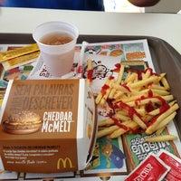 Foto tirada no(a) McDonald's por Gleidiston bezerra K. em 2/25/2013