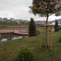 Photo taken at İBB Sultanbeyli Gölet Sosyal Tesisleri by Gökhan Y. on 4/26/2014