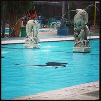 Photo taken at Sagara swimming pool by Ely W. on 8/30/2013