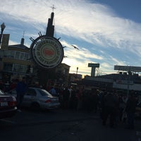 Photo taken at Fisherman's Wharf Parking by Mar P. on 12/28/2014