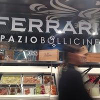 Photo taken at Ferrari Spazio Bollicine by Andrea M. on 6/20/2013