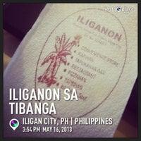 Photo taken at Iliganon sa Tibanga Cafe & Restaurant by Mahds G. on 5/16/2013