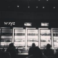 Photo taken at WXYZ Bar by Paul W. on 2/24/2013