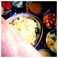 Photo taken at Sagar Vegetarian by Sam & Zab on 8/21/2014