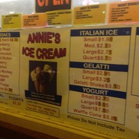 Photo taken at Annie's Ice Cream by Sarah G. on 9/23/2013