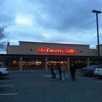 Photo taken at Old Country Buffet by Sarah G. on 3/2/2013
