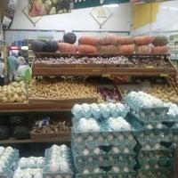 Photo taken at Supermercado Santa Terezinha by Yuri A. on 10/16/2013