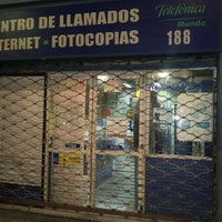 """Photo taken at Centro de llamados """"CAMILA 3"""" by Kristhian B. on 7/6/2013"""