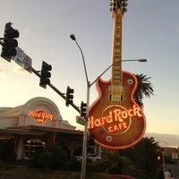 Photo taken at Hard Rock Cafe Las Vegas at Hard Rock Hotel by Ibrahim ç. on 3/30/2013