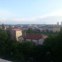Photo taken at Avanti Hotel by Ahmet Ü. on 6/10/2013