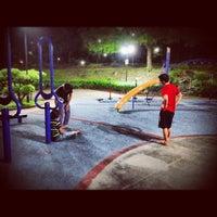 Photo taken at Bukit Panjang Park by H∆FIZ H. on 4/30/2013