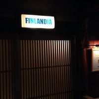 Photo taken at Finlandia Bar by sync_bpm127 on 5/17/2014