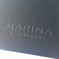 Photo taken at The Marina Restaurant by Talon F. on 6/1/2013
