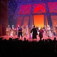 Foto tomada en Aladdin @ New Amsterdam Theatre por Mohammed S. el 5/13/2018