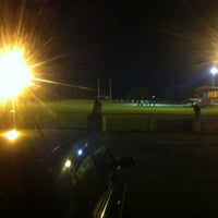Photo taken at Stade La Couronne by Clement C. on 2/22/2013