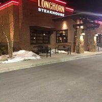 Photo taken at LongHorn Steakhouse by Alana S. on 2/19/2013