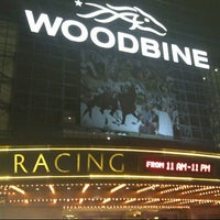 Photo taken at Woodbine Racetrack by Lateisha L. on 6/2/2013