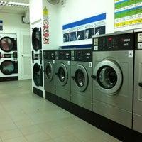 Photo taken at WonderWash Laundromat by Jules A. on 1/19/2013