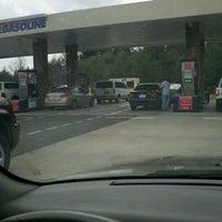 Photo taken at Costco Gasoline by Joe R. on 3/3/2013