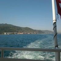 Photo taken at Kocaeli Deniz Otobusu by Fatih K. on 7/26/2013