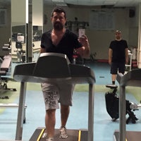Photo taken at Doğan Park Fitness & Life Center by Erkan Y. on 3/23/2015