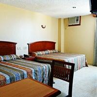 Photo taken at Hotel San Juan by Arq T. on 2/25/2013