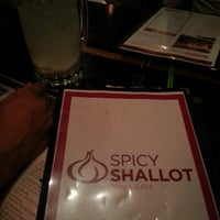 Photo taken at Spicy Shallot by Mark Lester N. on 11/19/2012