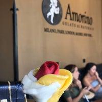 Foto tomada en Amorino por #Aljoharah el 8/19/2018