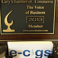 Photo taken at e cigs cary by Robin W. on 8/13/2013