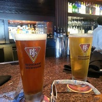 Photo taken at BJ's Restaurant and Brewhouse by andrew d. on 6/13/2013