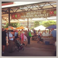 Photo taken at Memphis Farmers Market by Alex T. on 5/25/2013