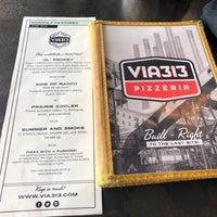 Photo taken at Via 313 Pizzeria by Elizabeth B. on 7/4/2018