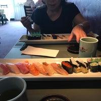 Photo taken at Sushi Masu by sayoko f. on 9/14/2017