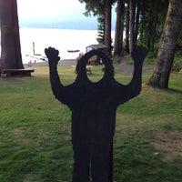 Photo taken at Bigfoot Photo Op by Kells on 7/23/2013