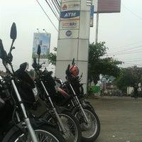Photo taken at Bank BRI by DemazzZ o. on 11/3/2012