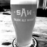 Photo taken at Salem Ale Works by Michael K. on 11/23/2017