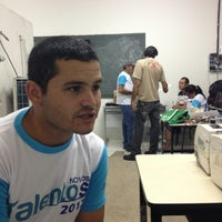 Photo taken at Escola Moises Mendes by Klebsom Junior C. on 6/17/2013