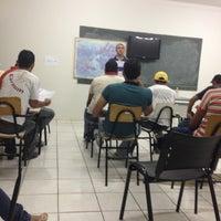 Photo taken at Escola Moises Mendes by Klebsom Junior C. on 4/24/2013