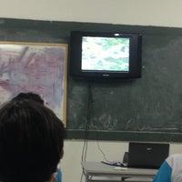 Photo taken at Escola Moises Mendes by Klebsom Junior C. on 4/30/2013