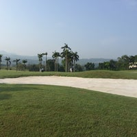 Photo taken at Sentul Highlands Golf Club by Jacob Hope H. on 6/10/2017