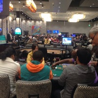 Photo taken at Hollywood Park Casino by Kadir Çağrı Ü. on 9/24/2016