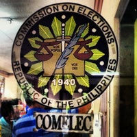 Photo taken at COMELEC Office Lucena City by Tina T. on 10/11/2013
