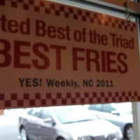 Photo taken at Five Guys by Charles w. on 3/2/2013