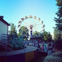 Photo taken at Центральный парк by Максик К. on 6/1/2013