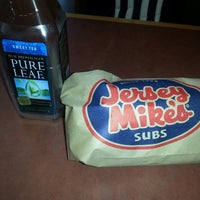 Photo taken at Jersey Mike's Subs by Joey K. on 3/7/2013
