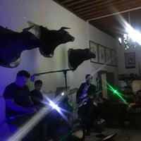 Photo taken at La Casona de Tlaxcala by Francisco R. on 5/8/2015