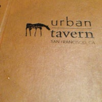 Photo taken at Urban Tavern by Zuly N. on 7/29/2013