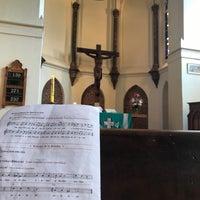 Foto tomada en Iglesia Luterana de La Santa Cruz en Valparaíso por Marcelo C. el 1/14/2018